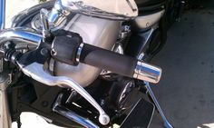 Motorcycle grips. Revolution, Stationary, Gym Equipment, Motorcycle, Bike, Bicycle, Motorcycles, Bicycles, Workout Equipment