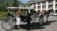 View the Weddings album for Vail Cascade #DestonationHotelWeddings