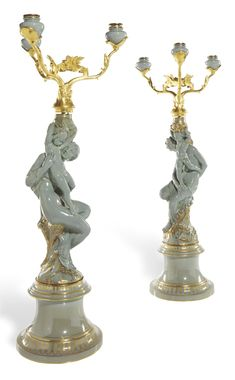pair of candélabra solon, | figures and groups | sotheby's l16317lot85vclen