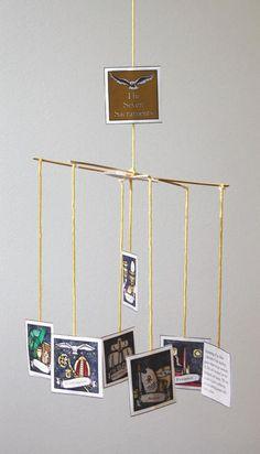 7 Sacraments Mobile #Catholic #sacraments