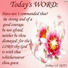 Todays word..