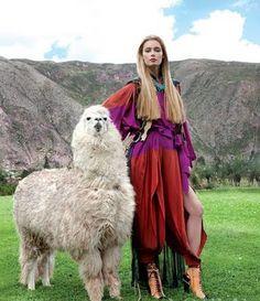 Moda Vogue Mexico - Peru