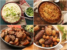 Lab: Ultra-fluffy or Rich and Creamy Mashed Potatoes | Creamy Mashed ...