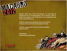 """11° Festival Internacional del Cine de Horror dedicado a """"El Fin del Mundo"""" - Chilanga Banda #Mexico"""