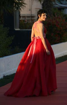 Audrey Tautou Photos Photos - 'Tian Zhu Ding' Photo Call in Cannes - Zimbio