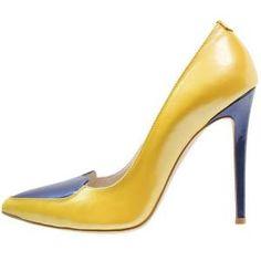 Fersengold Dusseldorf Tacones Gelb Blau Déjate Arrastrar Por Las últimas Tendencias La fémina devota al tacón es femenina y elegante, y los zapatos altos de mujer suponen la pieza fundamental para completar con éxito sus estilismos sofisticados.