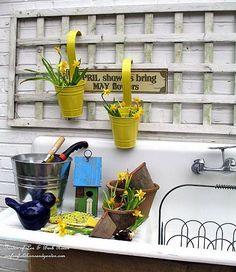 April showers bring May flowers! (Garden of Len & Barb Rosen)
