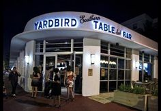 - Yardbird - Southern Table & Bar One of these best places to eat in Miami South Beach!!