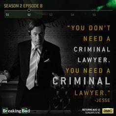 Saul Goodman, Breaking Bad