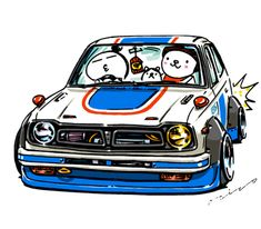 """""""crazy car art"""" jdm japanese old school """"CIVIC 1st"""" original characters """"mame mame rock"""" / © ozizo Official web shop """"STAY CRAZY (in Society6)"""" Official web shop """"ozizo(in Redbubble)"""" """"Crazy Car Art"""" Line stickers """"Crazy car Art"""" Telegram stickers"""