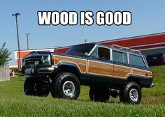 Wood is Good – Grand Wagoneer