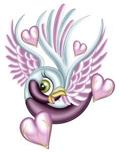"Photo from album ""Birds And Bees"" on Yandex. Graffiti Drawing, Graffiti Art, Beautiful Gif, Beautiful Birds, Animal Drawings, Cute Drawings, Skull Girl Tattoo, Cartoon Birds, Bird Artwork"