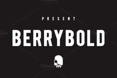 BERRYBOLD - PROMOTION WEEK - Sans Serif - 1