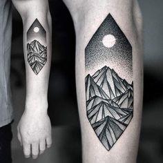 Mountains by Kamil Czapiga