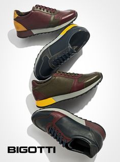 #Cool and #comfortable, #sneakers can #instantly #upgrade your #everyday #urban #style  www.bigotti.ro #mensfashion #pantofi #barbati #mensstyle #stilmasculin #follow
