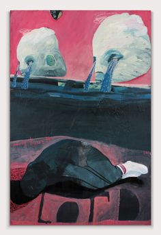 Anima-Mundi | Samuel Bassett 'The Great Squall' - Images