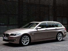 BMW 5 Series Car Pictures
