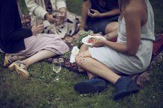 picnic in our secret garden