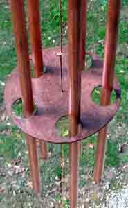 Easy DIY Design and Build a Tubular-Bell Wind Chime Set from Tubes, Pipes or Rods