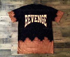 Drake Revenge Summer Sixteen Tie Dye Bleached #clothing #shirt @EtsyMktgTool http://etsy.me/2iBxabL