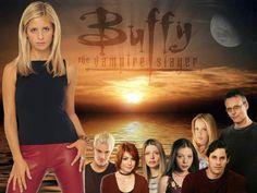 Buffy The Vampire Slayer The Scoobies