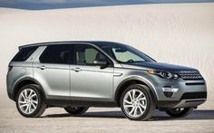 Best 2015 4x4s and SUVs - Land Rover Discovery Sport