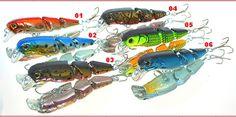 handmade fishing lures