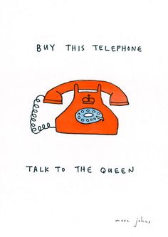 Marc Johns - buy this telephone - Original