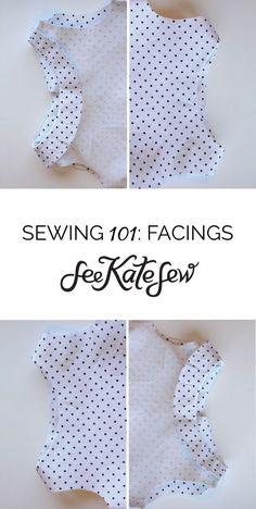 Facings | See Kate Sew