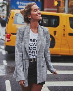 147 looks de influencers molonas durante la Semana de la Moda de Nueva York