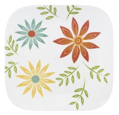 "Happy Days 10.5"" Dinner Plate (Set of 6)"