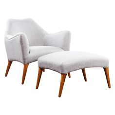 STAFFORD CHAIR/OTTOMAN - HEATHER - Accent Chairs - Seating - Living - HD Buttercup Online – No Ordinary Furniture Store – Los Angeles & San Francisco