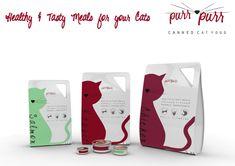 Purr Purr - Packaging on Behance