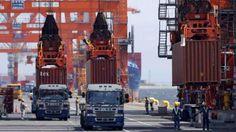 Commercio estero extra Ue: avanzo ai massimi dal 1993