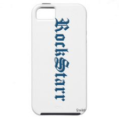 RockStarr iPhone 5 Cover