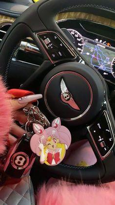 Pretty Cars, Cute Cars, My Dream Car, Dream Cars, Dream Life, Girly Car, Girly Stuff, Girly Things, Car Interior Decor