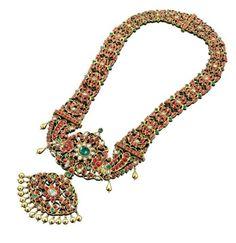 Ganjam jewellery