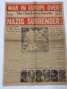 Headlines from the past...