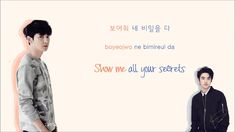 EXO-K - Playboy (Korean Version) (Color Coded Hangul/Rom/Eng Lyrics) Brilliant stuff, Keva xo Exo K, Chanyeol, Playboy, Lyrics, Korean, Coding, Kpop, Songs, Youtube