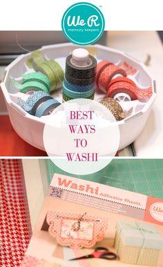 2013 Best in Class: Best Ways to Washi