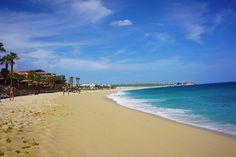 Medano Beach in Cabo San Lucas, Mexico.