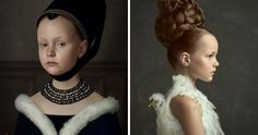 These 25+ Photos By A Dutch Artist Look Like Classical Paintings Brought To Life | Bored Panda