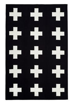 UNION RUG $99.00 100% cotton flatweave rug, Vegan, Reversible, Handmade, Imported, 4x6 size