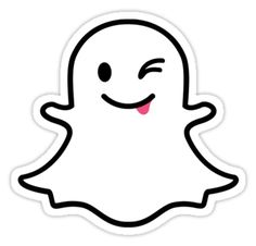 Snapchat Ghost by cocomishelle Small size please!
