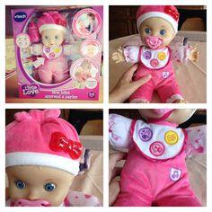 La poupée Little Love de V-Tech (test et concours) http://chezmagasaly.canalblog.com/archives/2014/10/31/30843368.html