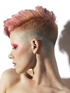What do you think of this cut and color? #hairdare #beauty #hairstyle