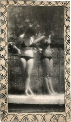 Miroslav Tichý, born in was a reclusive artist who resided in his hometown of Kyjov, Czech Republic, for most of his life. He studied. Miroslav Tichy, Art Brut, Handmade Frames, Great Photographers, Tarzan, Outsider Art, Artist Names, Czech Republic, Contemporary Art