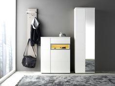 FOX - Cloakroom cabinets from Sudbrock Wardrobe Dresser, Built In Wardrobe, Wardrobes, Locker Storage, Fox, Cabinet, Furniture, Home Decor, Hallways
