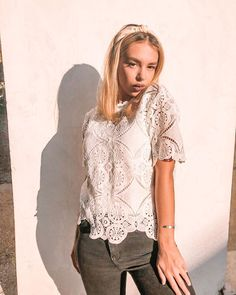 Summer Essentials, Shop Now, Lace, Shopping, Clothes, Tops, Women, Fashion, Outfits