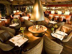 Restaurant Pur im Seedamm Plaza beim Zürichsee, Innenansicht